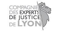 Logo compagnie des experts de Lyon